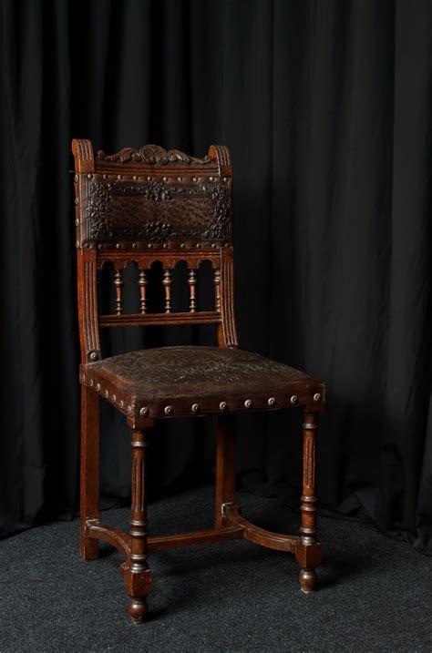 chaise henri 2 chaises style henri ii métissage matières