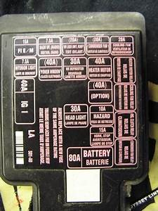 1998 Honda Civic Fuse Box Diagram For Ac