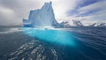 Ice Nature Iceberg Wallpapers Sea Ocean Georgia
