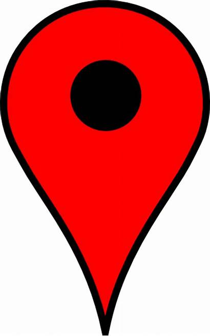 Map Location Clip Maps Clker Vector Clipart