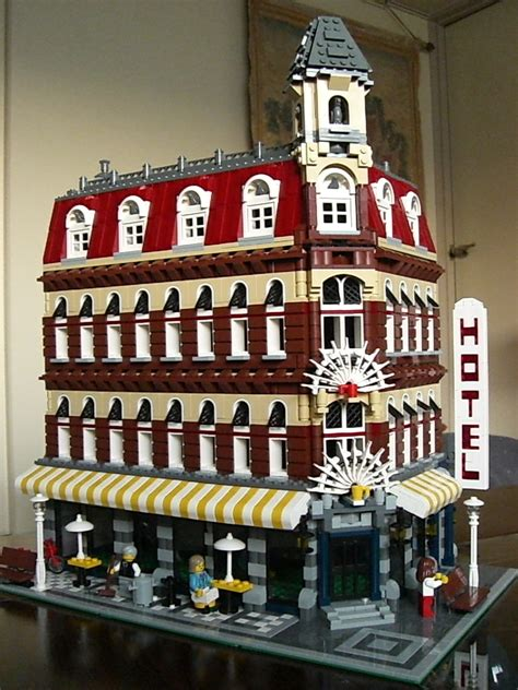Brick Town Talk May 2007  Lego Town, Architecture
