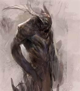 Demon or Alien 2 by Robotpencil on DeviantArt