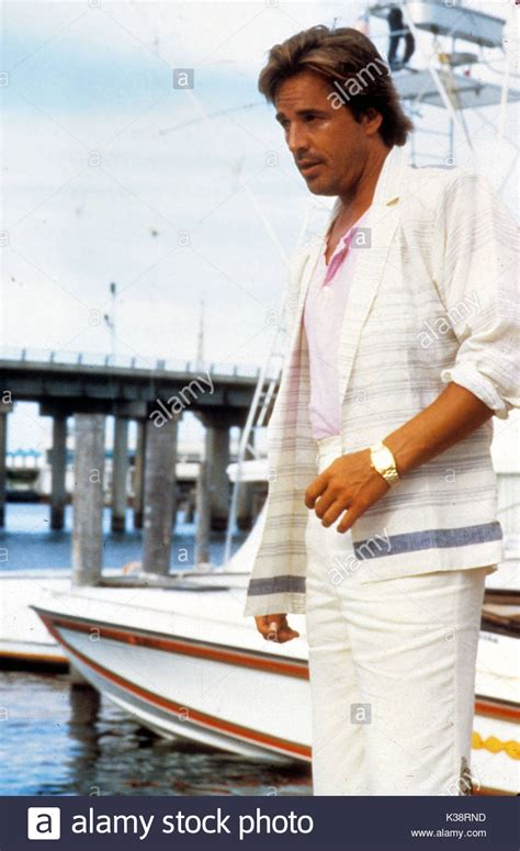 Miami Vice Boat Don Johnson by Miami Vice Don Johnson Stock Photos Miami Vice Don