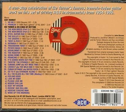 Ike Cd Instrumentals Turner Bear