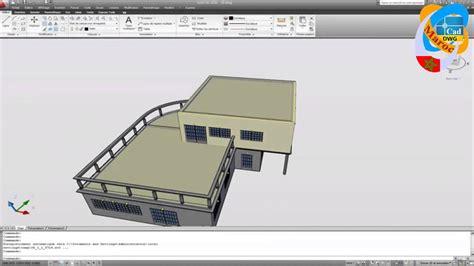 cuisine autocad dessiner un plan de maison avec autocad