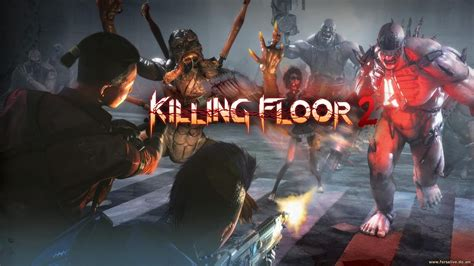 killing floor 2 local co op zombie co op shooter killing floor 2 headed to xbox one next month