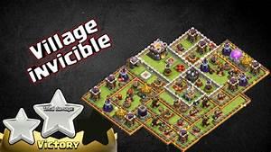 Base Gdc Hdv11  Village Invincible    Building   Defences