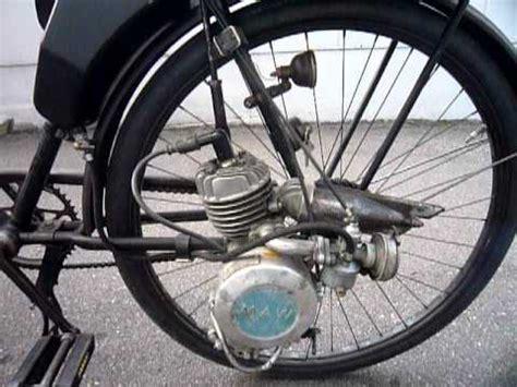fahrrad mit hilfsmotor nsu fahrrad mit maw hilfsmotor