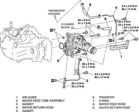 vehicle repair manual 2004 mitsubishi endeavor transmission control repair guides transfer case transfer case removal installation autozone com