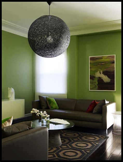 sofa verde de que color las paredes color verde para la decoraci 243 n de interiores 25 dise 241 os
