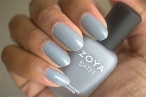 zoya naturel satins nail polish collection clumps  mascara
