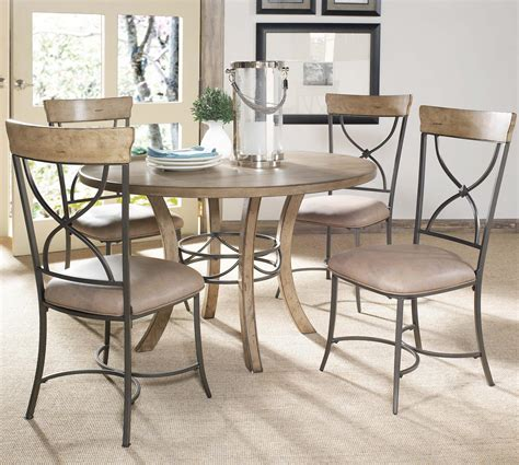 charleston 5 dining table and chair set rotmans