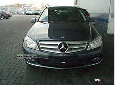 2010 MercedesBenz C 220 CDI BlueEFFICIENCY Avantgarde