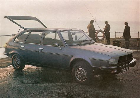 1980 Renault 20 Ts Related Infomationspecifications