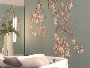 wie die richtige tapete dein ganzes schlafzimmer verschonert With markise balkon mit tapeten asia style