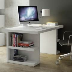 bureau blanc moderne décorer