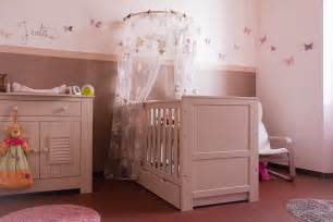 Deco Chambre Bebe Fille by Best Idee Deco Pour Chambre Bebe Fille Pictures Design