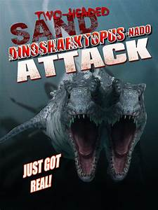 Crazy Shark Movie Poster Attack (Fan Cover) by ...
