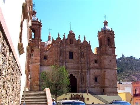Places in the world: Interesting Places to Visit in Zacatecas