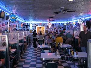 Big Daddy Dave Hot Rod's 50's Diner Tennessee