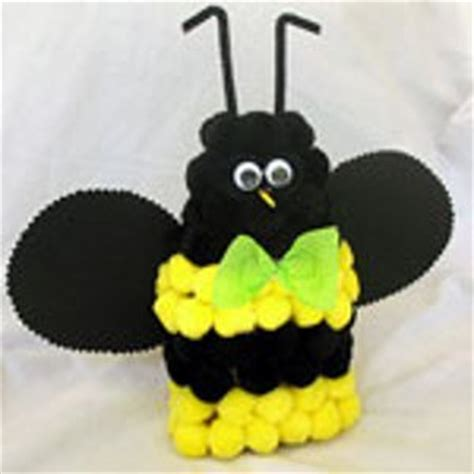 fuzzy bumble bee favecraftscom