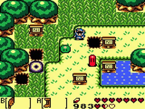 The Legend Of Zelda Links Awakening The 10 Most Twin