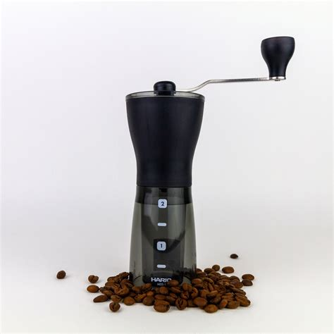 By the way, at first i wasn't sure exactly what grind setting to use for either my v60 or my aeropress, not to mention some of my bold claims for the hario hand grinder. Hario Mini Mill Hand Grinder - Novo Coffee