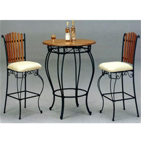 cherry wood pub table set bar chairs and pub sets 3 pc set cherry wood top bar