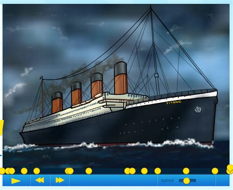 Cartoon Boat Movies by How To Draw A Ship From The Movie Titanic Part 3 By