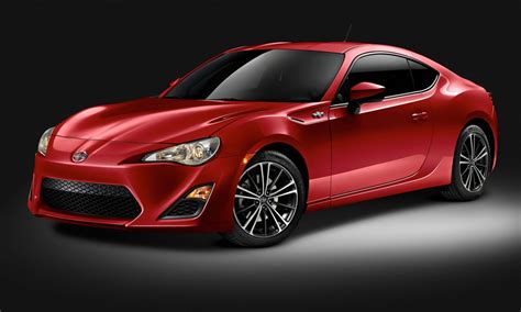 Leaked Dealer Document Reveals Prices For 2013 Scion Fr-s