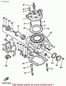 06 Yz25engine Diagram