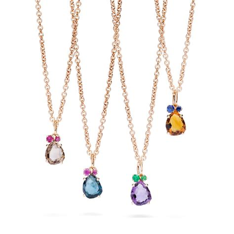 pomellato jewellery pomellato bahia necklaces pomellato jewelry