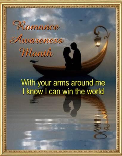 Romantic Romance Awareness Month Ecard Ecards Cards