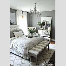 Grey Bedroom Decor  Tactacco