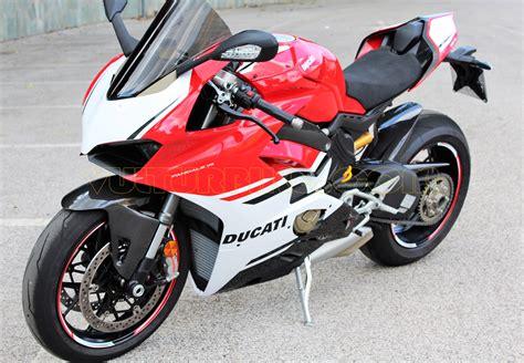 Black Ducati Panigale V4 by Vulturbike Ducati Panigale V4 Custom Black Decal Sticker
