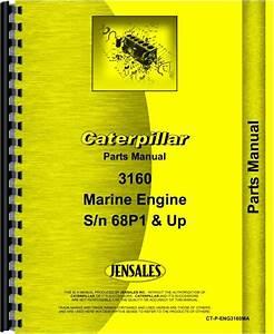 Caterpillar 3208 Marine Engine Diagram