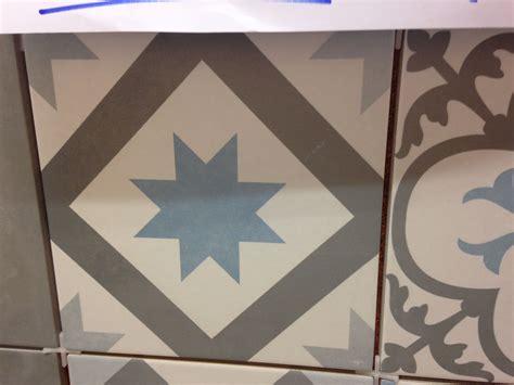 Leroy Merlin. Carrelage Imitation Carreaux Ciment. 20e /m2