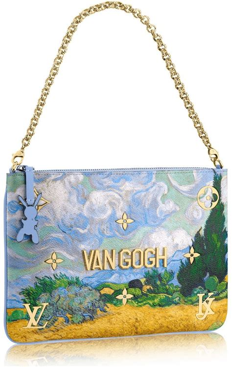 louis vuitton masters  jeff koons bag collection bragmybag