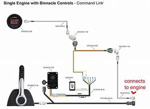 Need Help Installing 6y8-0e83r-81-00 Command Link Tach Kit - The Hull Truth