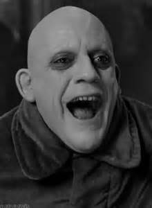 Uncle Fester Addams Family Christopher