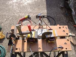 Building An Arc Welder From Microwave Oven Transformers