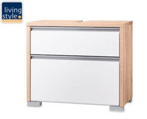 Kaufland Badezimmer Unterschrank by Living Style Waschbeckenunterschrank Aldi S 252 D Angebot Ab