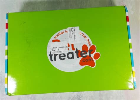 pet treater dog subscription box review coupon march