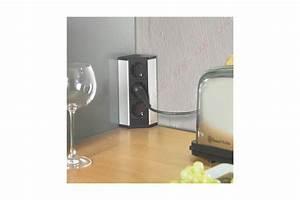 Prise Dans Plan De Travail : multi prise d 39 angle prises electriques accessoires cuisines ~ Dallasstarsshop.com Idées de Décoration