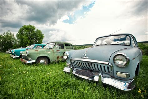 cars ussr soviet auto museum russia region