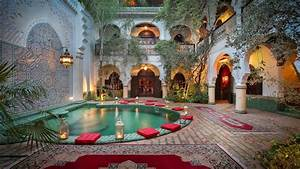 Get cultured with these stunning Moroccan Riads