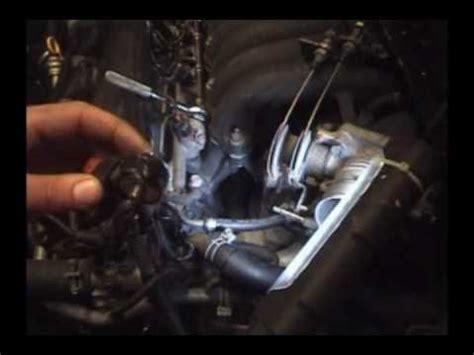 95 Pathfinder Knock Sensor Location by 1995 1999 Nissan Maxima 1 2 Knock Sensor Replacement