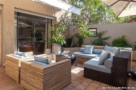 idee deco jardin terrasse accueil design et mobilier
