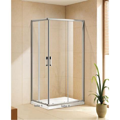 cabina doccia angolare cabina doccia box doccia angolare cristallo 6 mm
