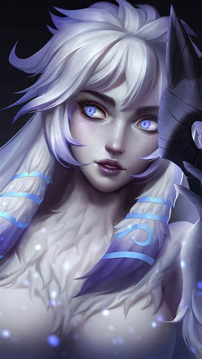 Kindred League Legends Lol Devices Resolution Latest